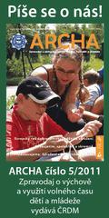 ARCHA 5/2011 - Evropský rok dobrovolnictví a dětská sdružení